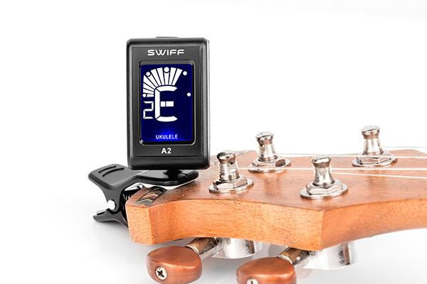 A2小巧夹式调音器