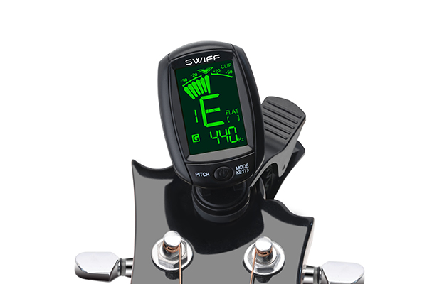 A3 Clip on Tuner
