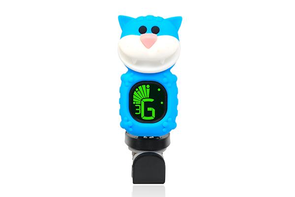 B72卡通大脸猫造型调音器
