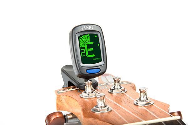 JT-1小巧夹式调音器